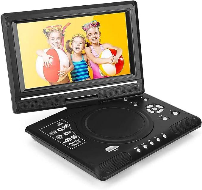 Dbpower 9 5 Tragbarer Dvd Player Mit Elektronik