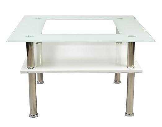 ts-ideen Design Glastisch Wohnzimmer 6 mm Glas Tisch Couchtisch ...