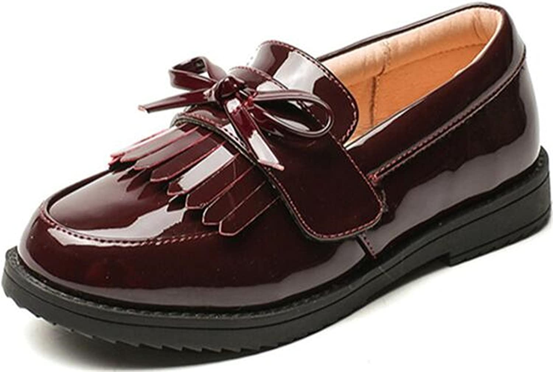 PPXID Gar/çon fill Princesse Oxford Chaussures Style Britannique