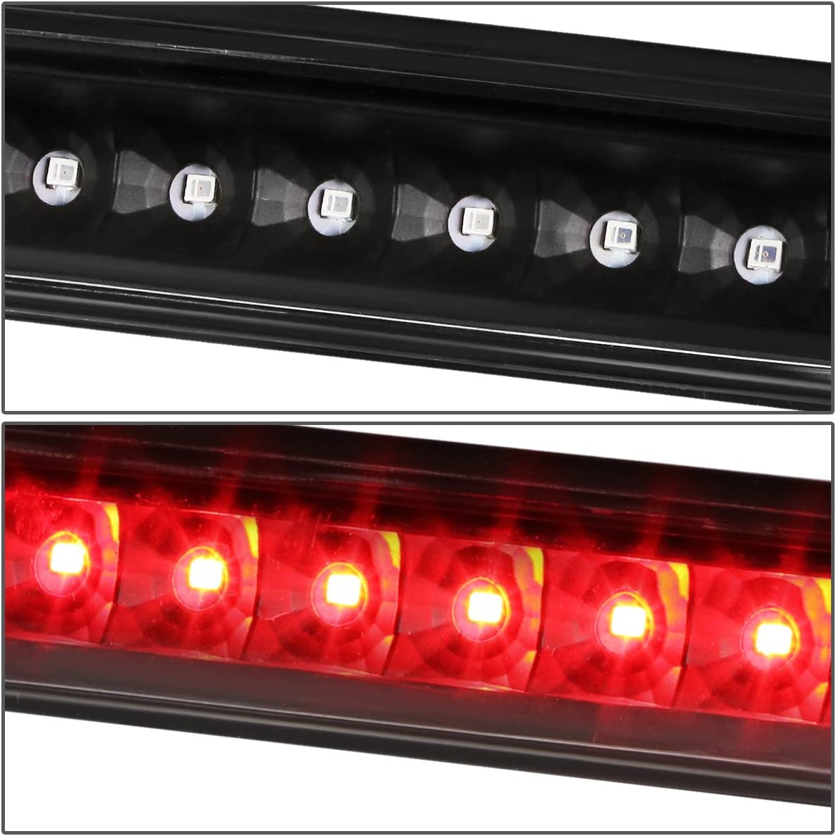 DNA MOTORING 3BL-JGC11-LED-BK LED Third Brake Light