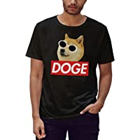 Cool Doge Dogecoin Meme T-shirt för män