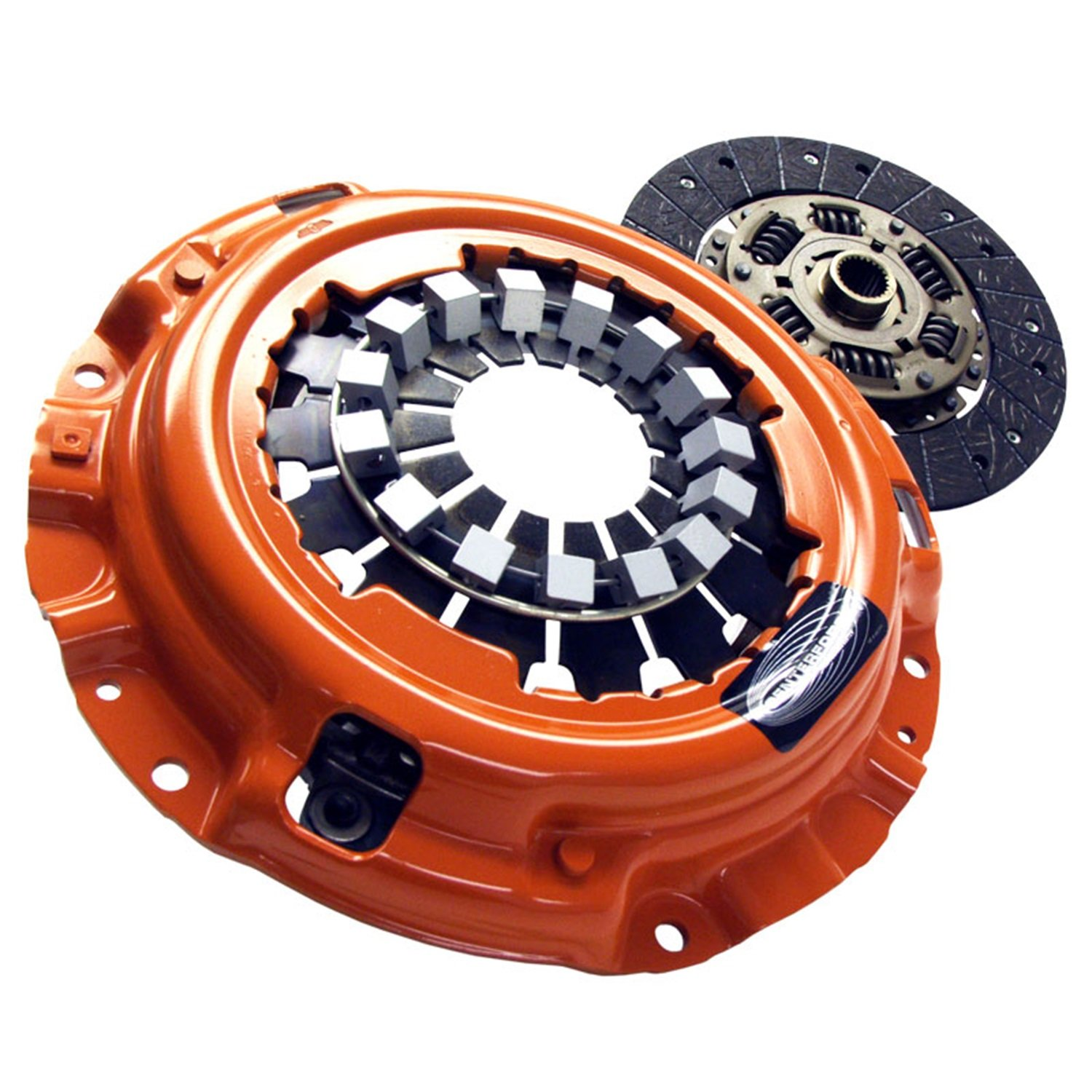 Centerforce CFT583402 Centerforce II Clutch Pressure Plate and Disc by Centerforce