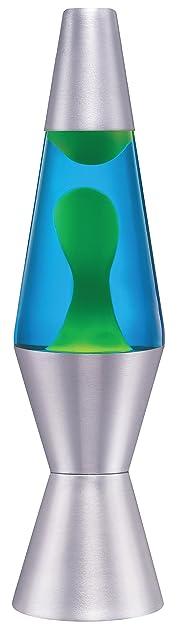 Lava Lamp 11.5-Inch, Blue/ Green: Amazon.co.uk: Lighting