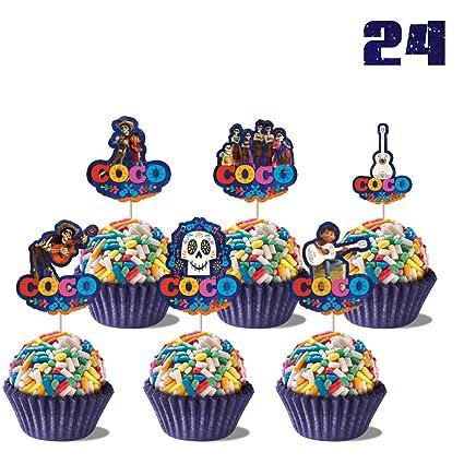 Coco Inspired Cake Topper