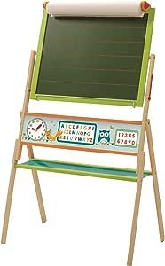 roba-kids- Pizarra imantada reversible, Multicolor (roba Baumann ...