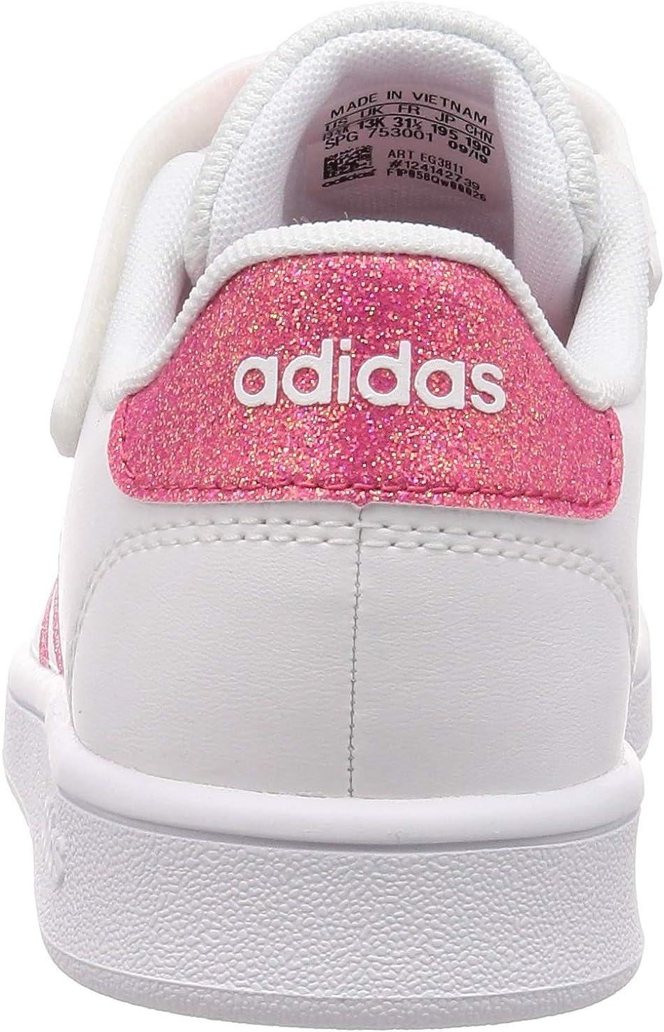 scarpe bimbo adidas grand court 2