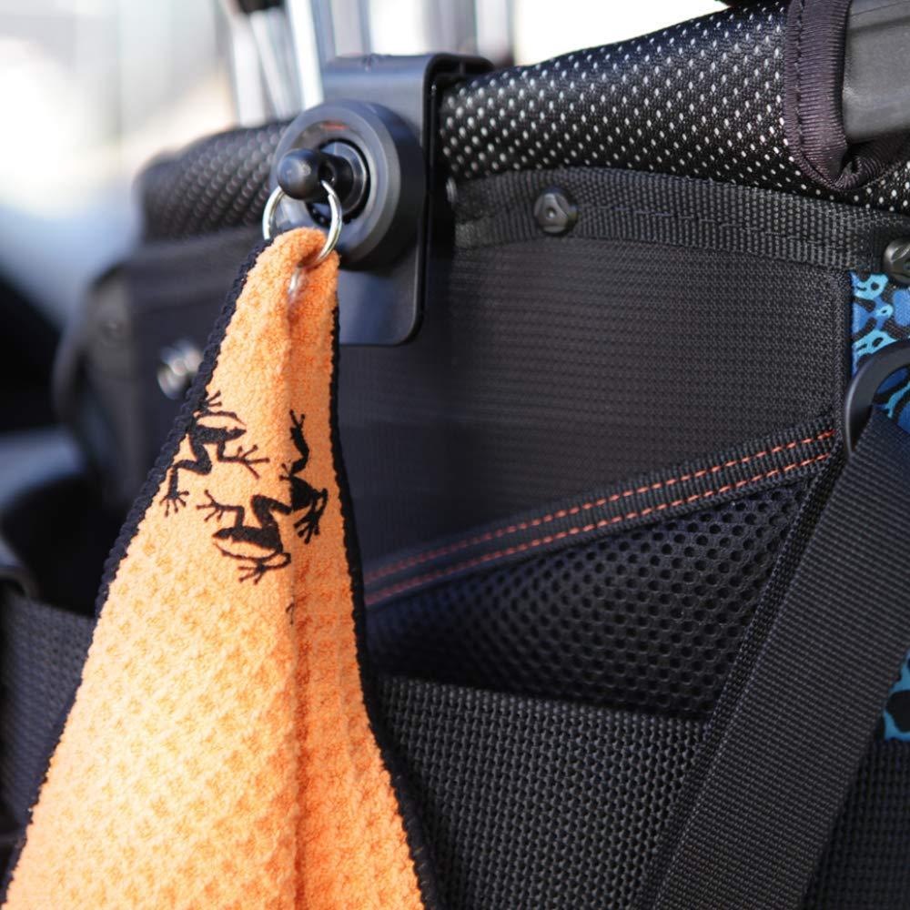 Amazon.com: Frogger Golf- pestillo bolsa y cinturón latch ...