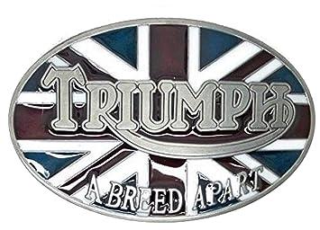 Triumph Biker moto Choppers Boucle de Ceinture Choppershop Cadeaux ... 3269a0aa27e