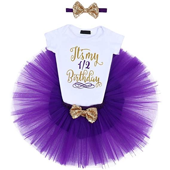 baby girl first 1st birthday outfit tutu cake smash photo shoot party dress bow