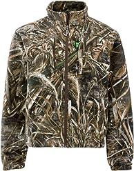 771ac6987de87 Drake MST Layering Waterproof Fleece Full Zip Jacket Max 5 Camo DW215