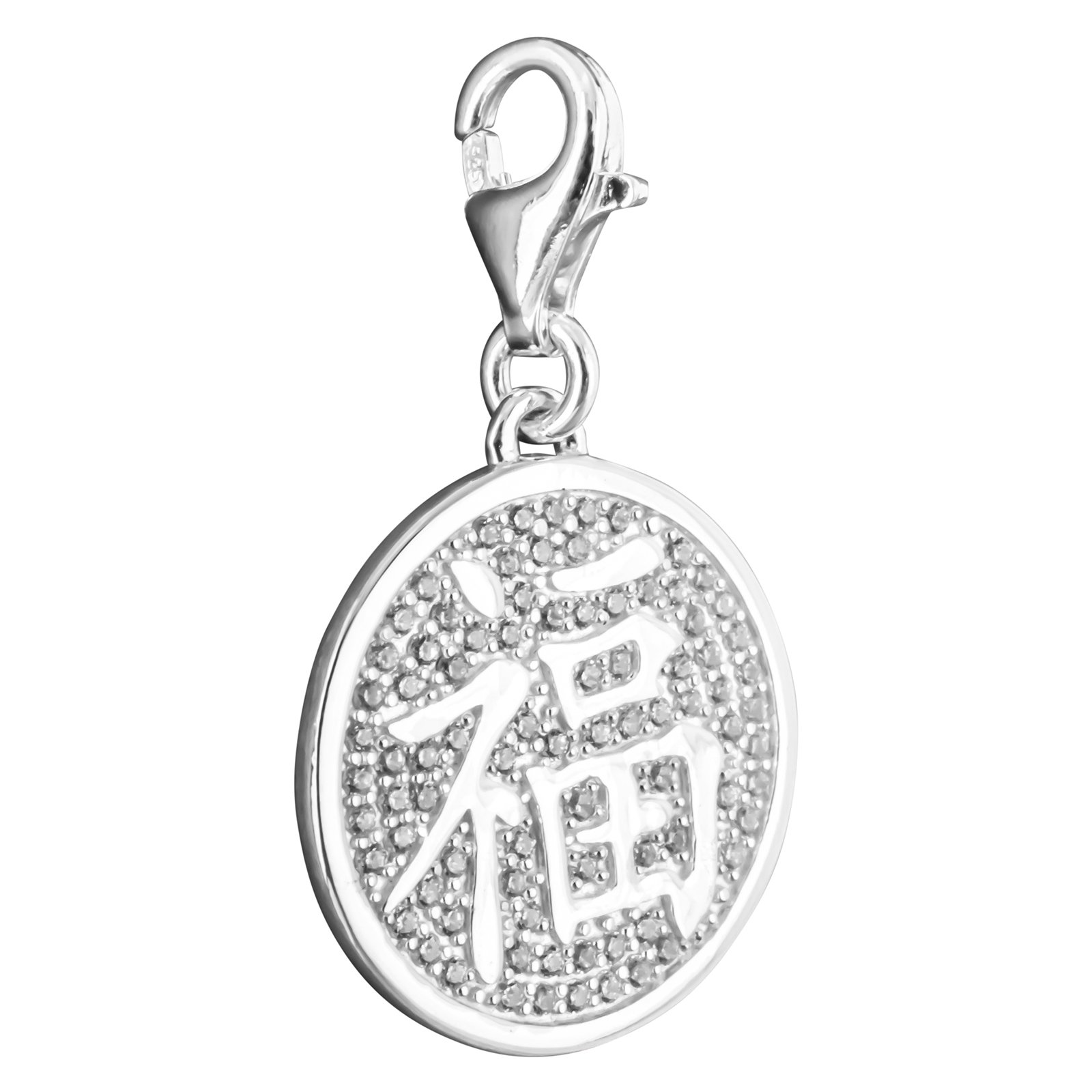 Thomas Sabo Luck Charm, Sterling Silver