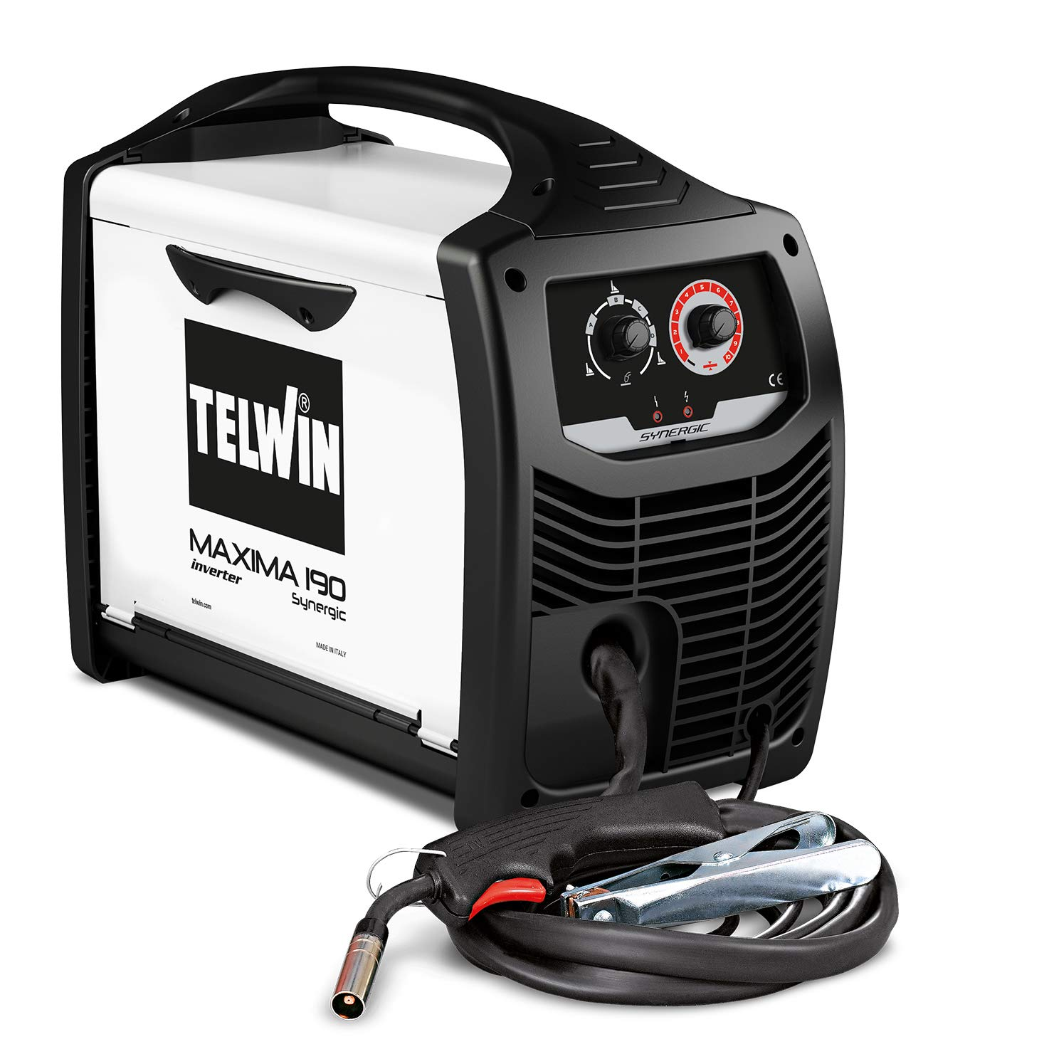 Telwin Maxima 190 soldador inverter de hilo