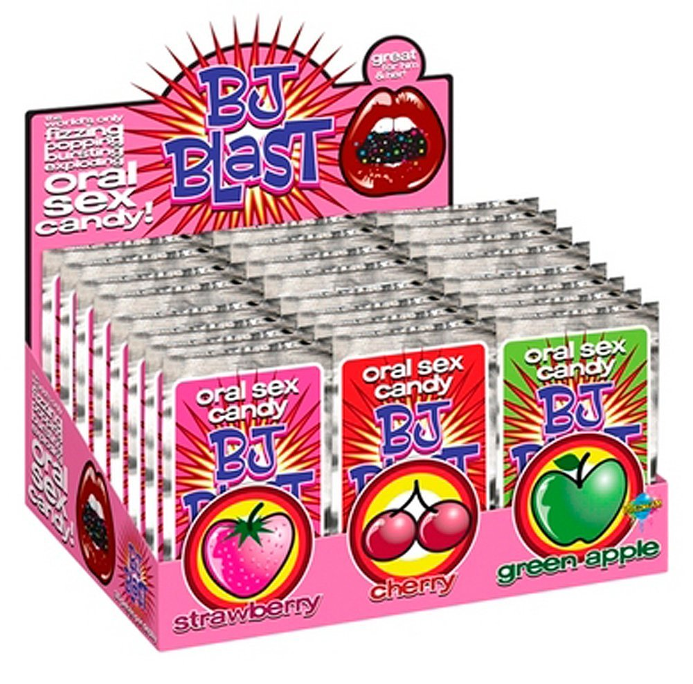 Bj Blast - 36 Pieces Display by Pipedream Products