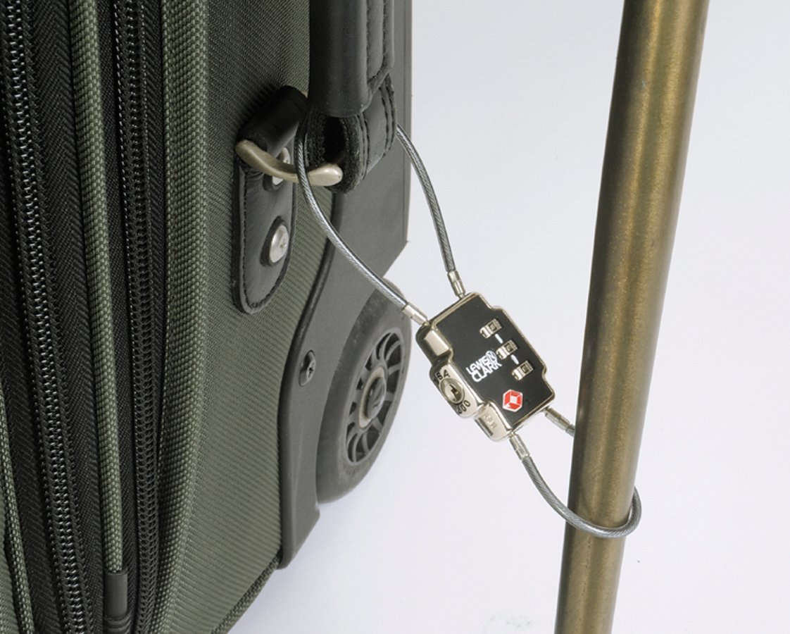 Guide To Buying The Best Luggage Locks Luggage Straps