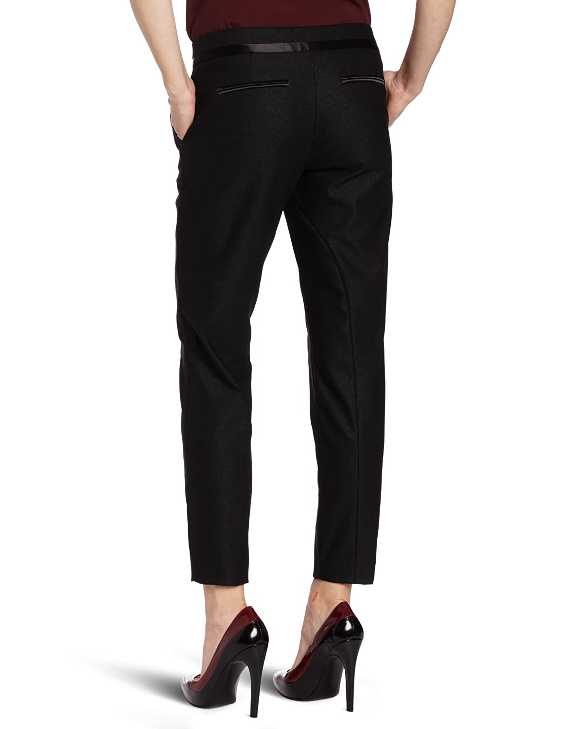 Ted Baker Womens Enel Sparkle Panel Pant Ted Baker London Women/'s Collection WA2W-GT50-ENEL