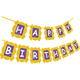 Happy Storm Friends TV Show Happy Birthday Party Banner Friends Theme Birthday Party Supplies Friends Fans Party Backdrop Decorations