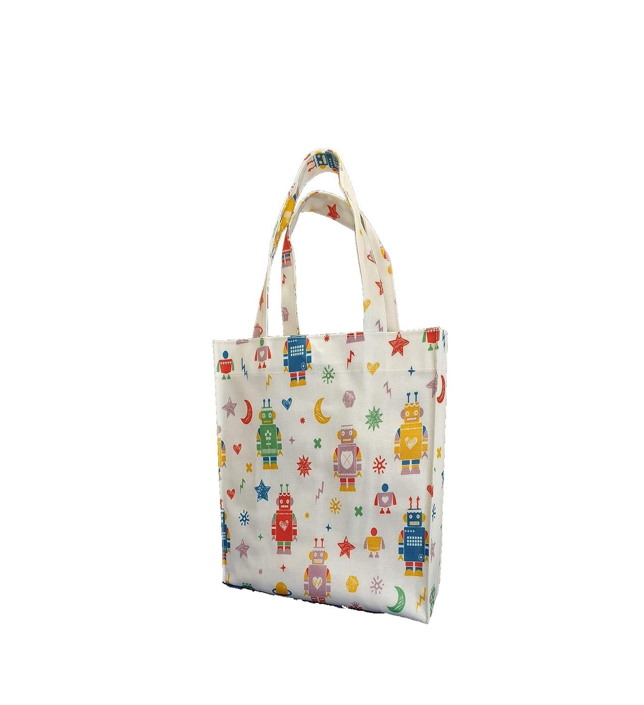 Sac Cabas Sac Cadeau -Animaux Sac Shopping Sacs imperm/éables Sac de Livre avec Zip Sac de Musique SturdyFoot Bookbag avec goulot Sac fourre-Tout Toile cir/ée fourre-Tout