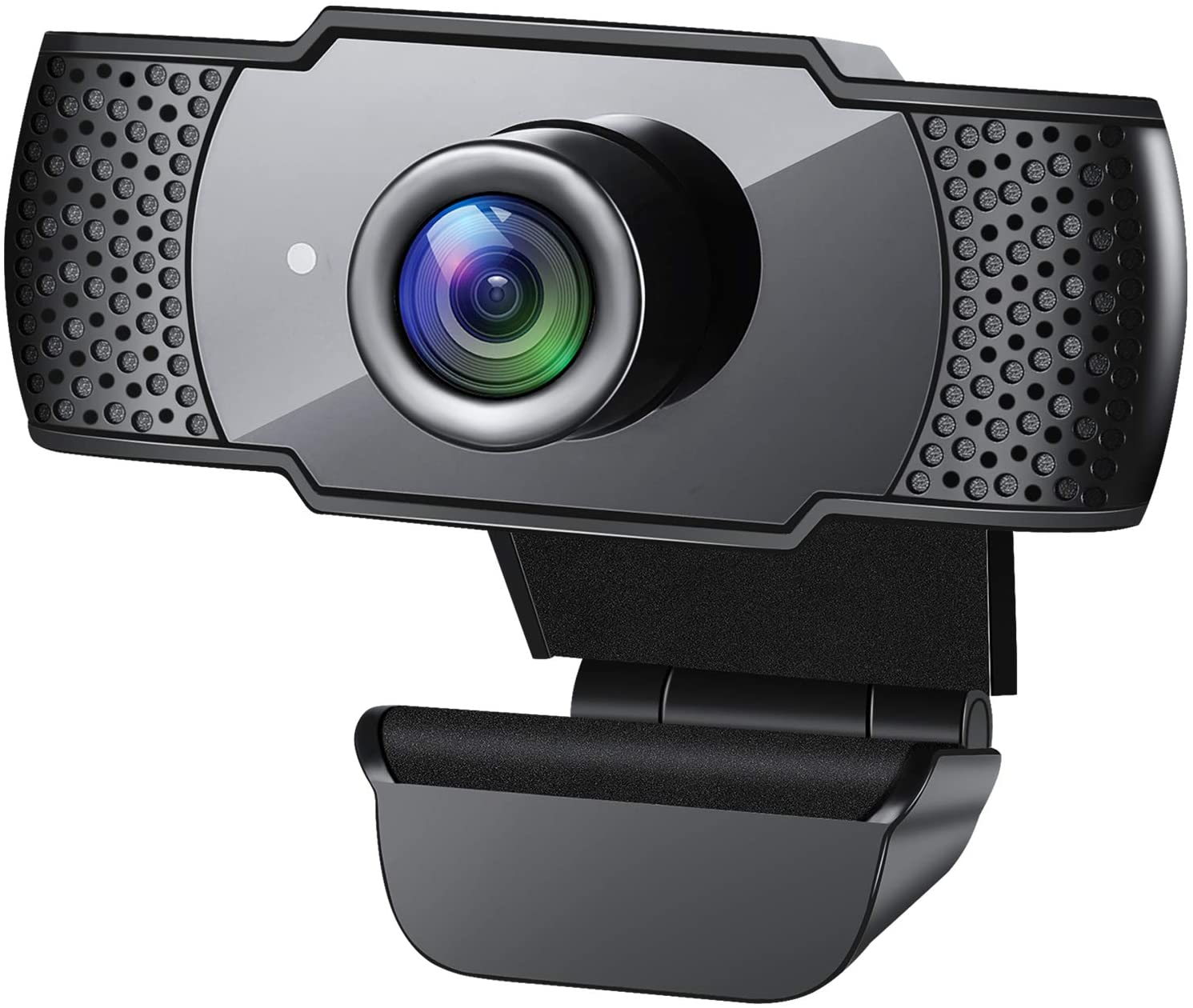 GESMA 1080P HD Streaming USB Computer Webcam