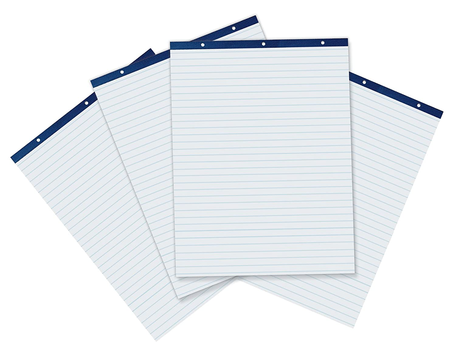 4 Pads Per Case 1 Ruled Pacon Easel Pad 27X34 50 Sheets