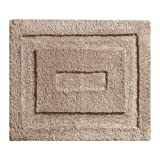 mDesign Soft Microfiber Polyester Spa Rugs for