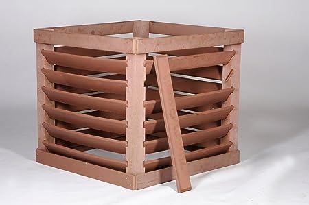 Vario compostador único Box 1000 l): Amazon.es: Jardín