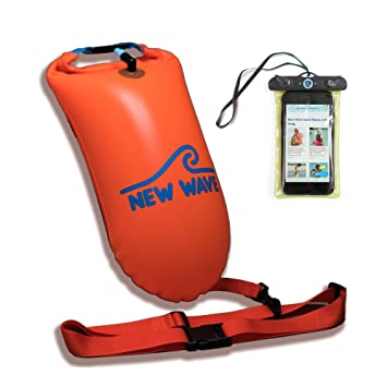 We Have One Zone3 Swimming Dry Bag 2 Chambers And Single Chamber Lomo Tow Float As In Picture Which Rolls Up Smaller Also Make A