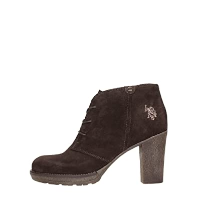 52ef3c3c9956 U.S. Polo Assn. Ankle Boots Irene 38 EU: Amazon.co.uk: Shoes & Bags