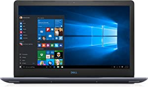"Dell G3779-7934BLK-PUS Gaming Laptop 17"" LED Display - 8th Gen Intel Core i7-8750H, 8GB Memory, 128GB SSD+1TB HDD, NVIDIA GeForce GTX 1050 Ti 4GB, Black"