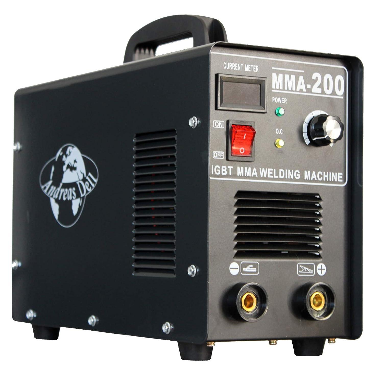 Máquina Soldadora Igbt Mma 200 Inverter Lift-Zündung Máquina de ...