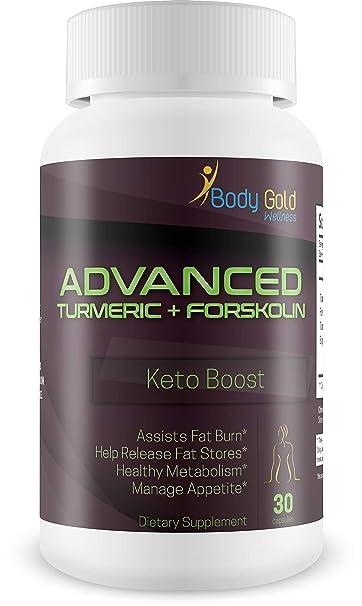 Amazon Com Turmeric Forskolin Weight Loss Advanced Turmeric