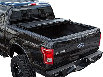 Gator Fx3 Case Folding Tonneau Truck Cover For Dog Bed 1993 Ford Ranger 2011 6 Ft Bed Amazon De Auto