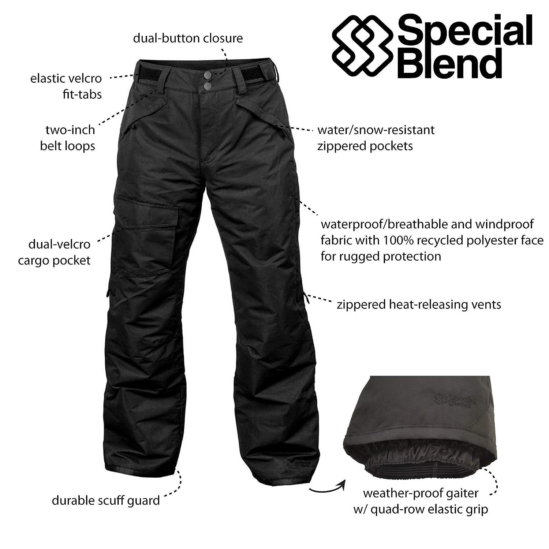 Special Blend Girls Rider Snowboard//Ski Pants