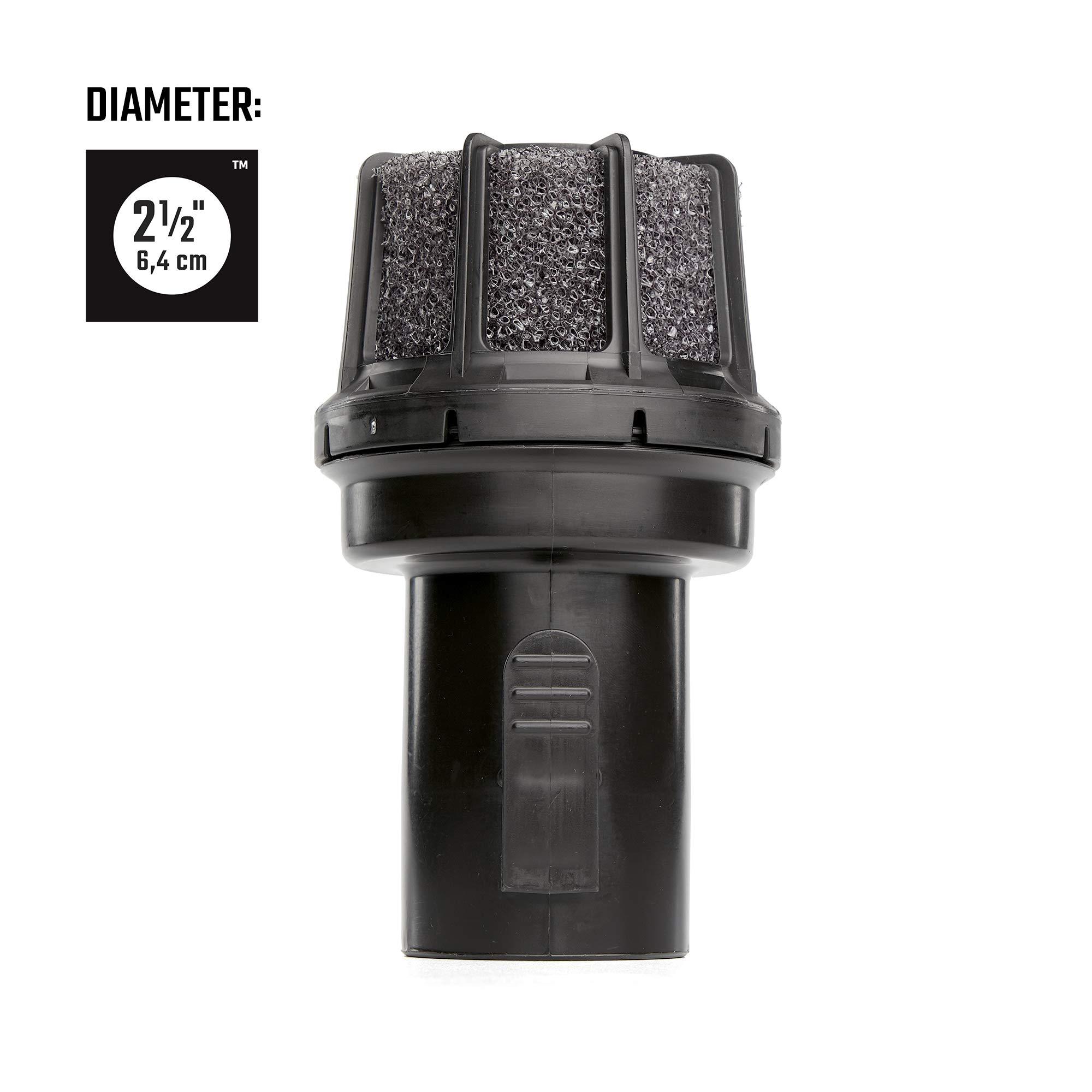 CRAFTSMAN CMXZVBE38660 2-1/2'' Muffler Diffuser Wet/Dry Vac Attachment by Craftsman (Image #1)