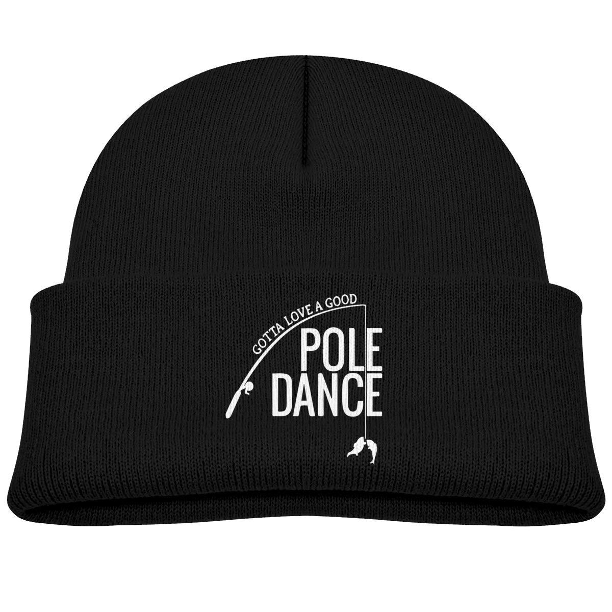 Gotta Love A Good Pole Dance Infant Skull Hats Baby Boy Beanies Cap