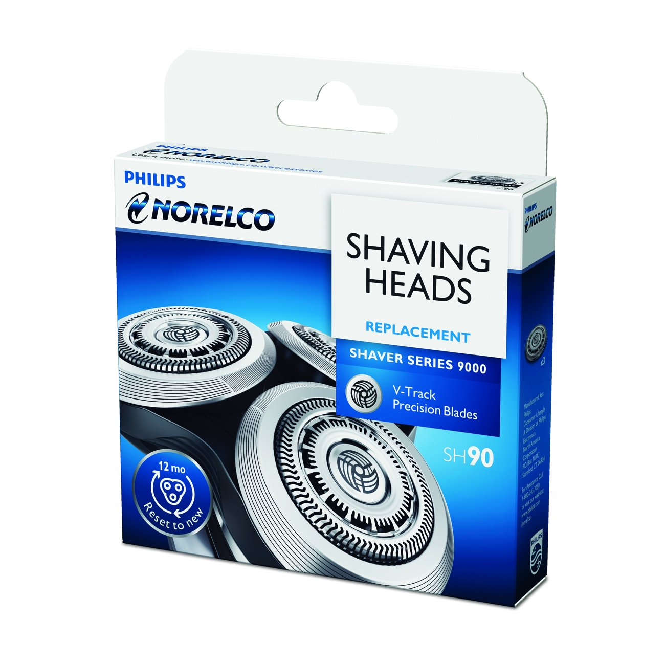 Philips Norelco Replacement Shaver Head for Series 9000, SH90/62 by Philips Norelco (Image #5)