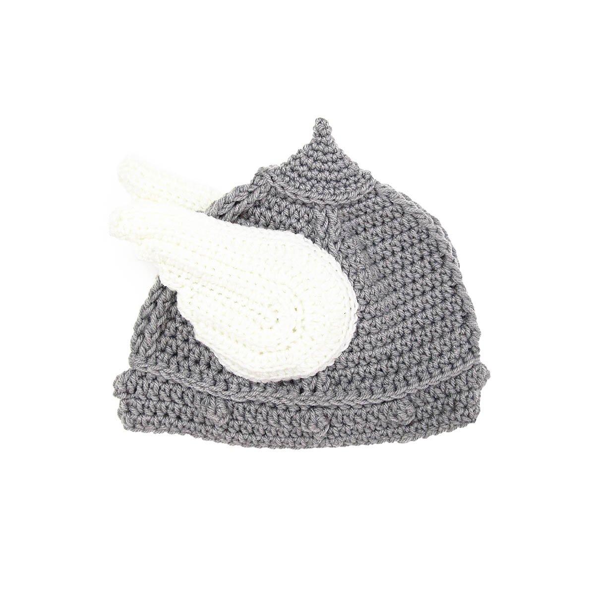 Amazon.com: Beard Head - The Original Barbarian Thor Knit Beard Hat (Black): Clothing