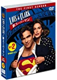 LOIS&CLARK/新スーパーマン 1stシーズン 後半セット (12~21話・5枚組) [DVD]