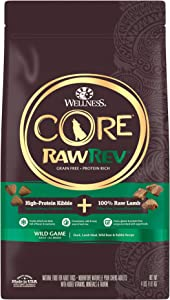 Wellness Core Rawrev Natural Grain Free Dry Dog Food