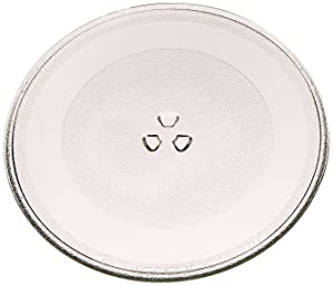 "Kenmore Microwave Glass Turntable Tray / Plate 12 3/4"" 1B71961F"