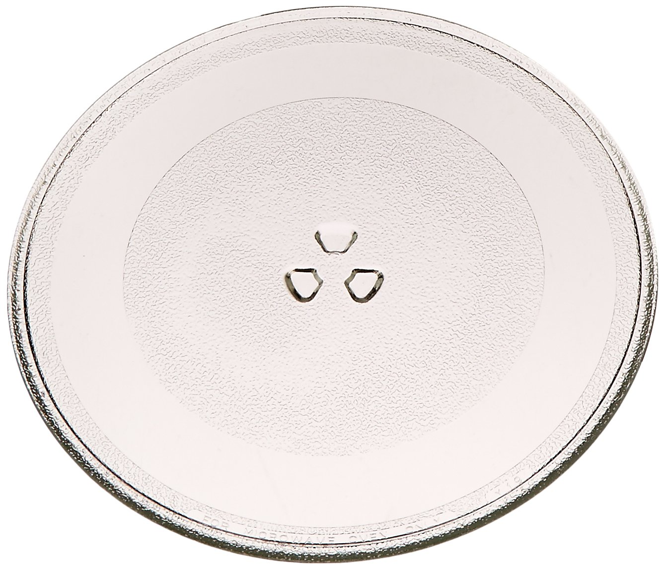 Sears / Kenmore Microwave Glass Turntable Tray / Plate 12 3/4''
