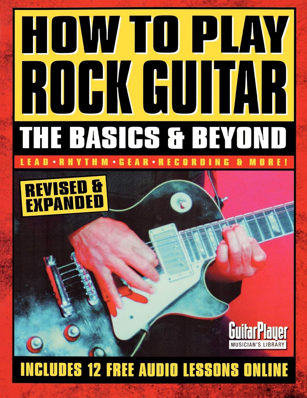 Image result for How to Play Rock Guitar: The Basics & Beyond, Paperback