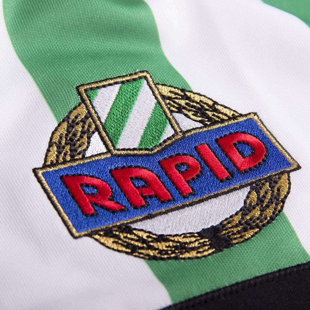 Copa SK Rapid Wien Retro Trikot 1988//89