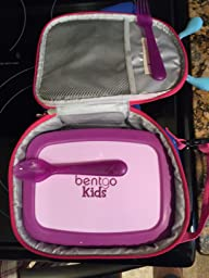 Amazon Com Bentgo Kids Childrens Lunch Box Bento Styled