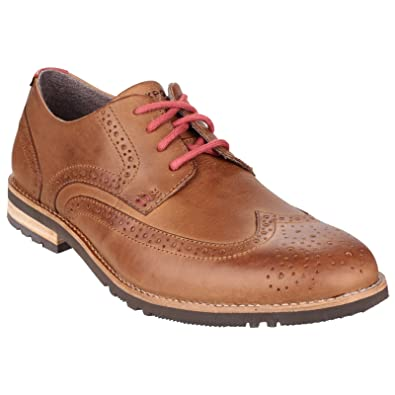 Rockport Ledge Hill LH2 Wing Oxford Caramel UK 14.5