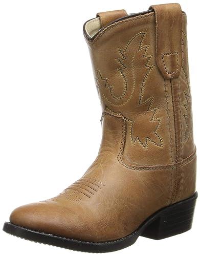 0d236b9a0f6da Old West Kids Boots Unisex Western Boot (Toddler)