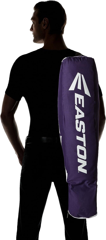 EASTON E100T Youth Bat /& Equipment Tote Bag Shoulder /& 2 Handle Straps Fence Hook Baseball Softball 2020 Main Gear Compartment 2 Bat Compartment
