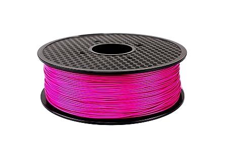jooayou Lila Rojo Material de impresión 3d PLA Filamento para ...