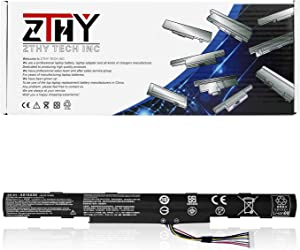 ZTHY AS16A5K AS16A8K Battery Replacement for Acer Aspire E15 E5-475 E5-475G E5-523 E5-553 E5-575 E5-575G E5-575T E5-575TG E5-774 E5-774G E5-475-31A7 E5-575-59QB E14 E5-475-587F 2800mAh 4Cell