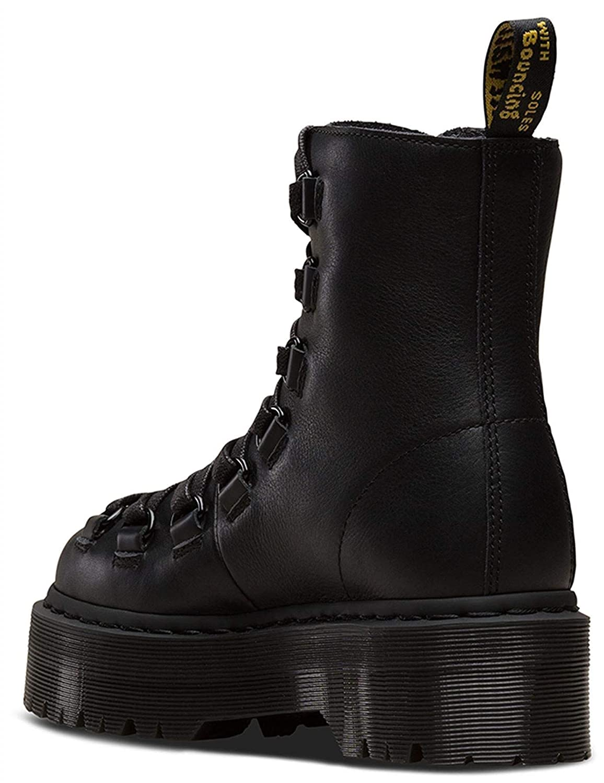 Quad DrMartens Women's Trevonna Leather Retro Boot Pisasmooth TFKcl13uJ