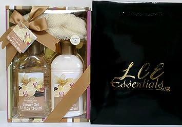 Mom Gifts For Christmas  3PC Bath Gift Set u0026 Luxury Gift Bag  Body Lotion & Amazon.com : Mom Gifts For Christmas : 3PC Bath Gift Set u0026 Luxury ...